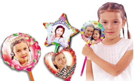 Custom Made Photo Balloon