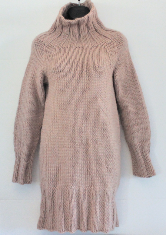 Hand Knitted Sweater Patterns : Hand knitted Sweater Misswish By Stine, Handmade - Sweaters