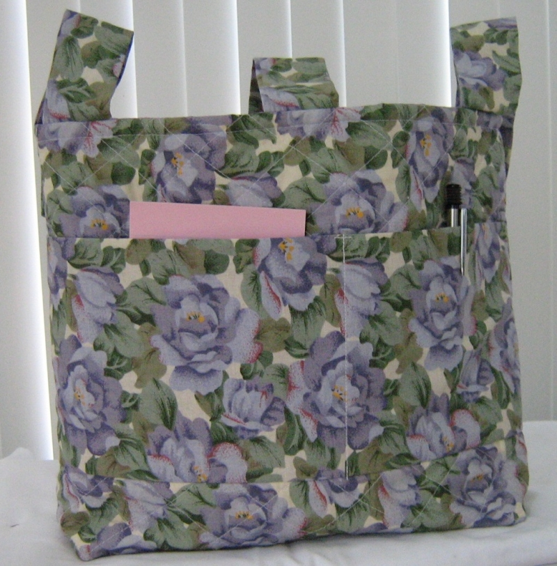 Walker Bag, Quilted
