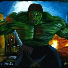 Hulk from 2012 Avengers movie