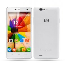 ThL 4400 Phone - 5 Inch 1280x720 Corning Gorilla Glass IPS Screen, Quad Core CPU, 5MP + 8MP Cameras,