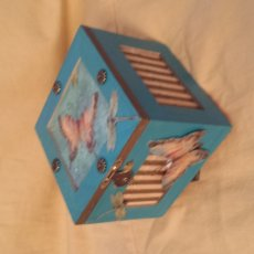 Butterfly Trinket Box