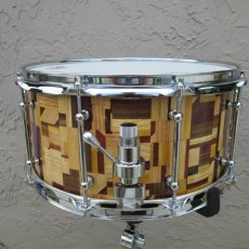Hand Made Custom Snare Drum
