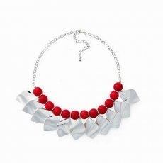 Something in Red Necklace