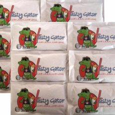 """Tasty Gator"" Healthy (Whey Protein) Dessert Drink-13 meal replacement shakes + FREE 16oz shaker cup"