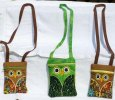 Owl Hipster purse