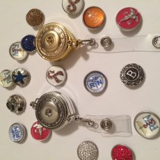 BadgeFx interchangeable badge jewelry