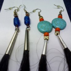 Horse-Hair Earrings