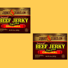 Natural Beef Jerky - Choose from Three Flavors