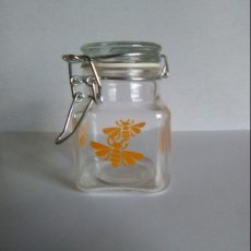Mini Honey Jars & Mini Trinket Jars