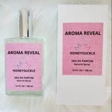 Eau de Parfum | Honeysuckle OR Jasmine Rose | Choose Your Scent | 3.4 oz.