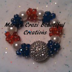 Fourth of July Bracelet
