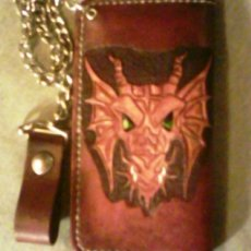 Dragon Biker/Trucker Wallet