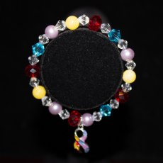 Autism Awareness Stretch Bracelet