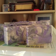 Lavender Soap goats milk