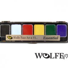 Wolfe 6 Color Palette