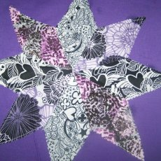 8 Pointed Star Pillow