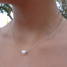 Pearl of Your Heart Necklace