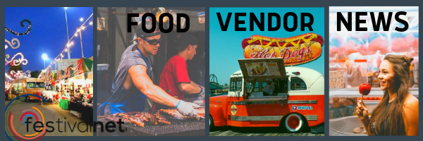 FestivalNet Food Ventors News