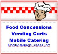 Mobile Catering Business: Forums for Food Vendors