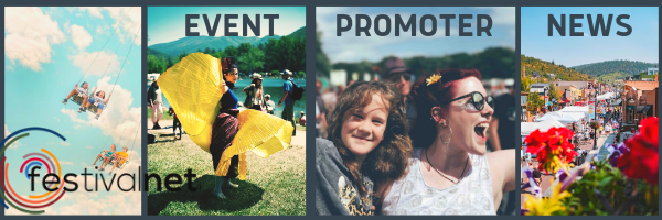 FestivalNet Promoters & Event Organizers News