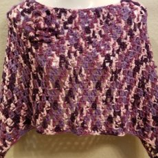Crochet Poncho/Cover Up