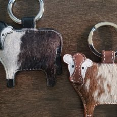 Holy Cow Key Chain