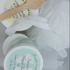 Whipped body, face & foot set