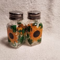 painted salt and pepper shakers