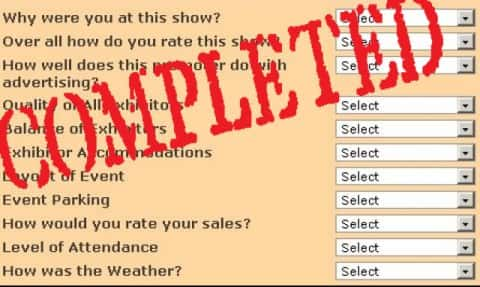 #7 Include a Line to Indicate What Your Gross Sales Were For the Event