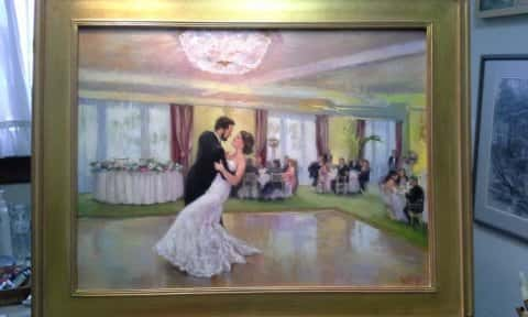 Liza and Dustins' Wedding Dance (Commissioned)