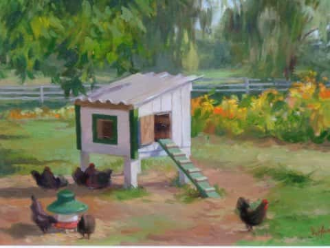 The Henyard at Rodale (Sold)