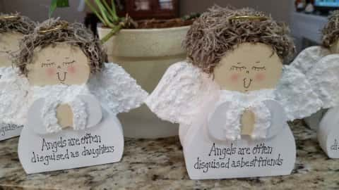 Angels-$6.00 Each + Tax + Shipping.