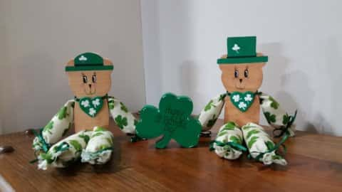 Saint Patricks' Day Crafts