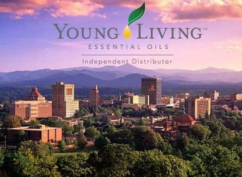 Asheville Young Living Distributor