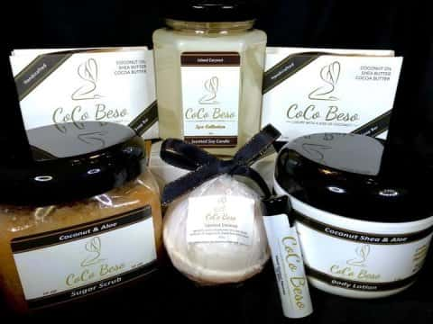 Coco Beso Cocconut Collection