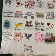 Mary's Embroidery, Bags & More, LLC