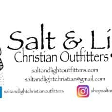 Salt & Light Christian Outfitters