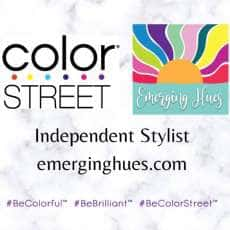 Emerging Hues - Color Street Independent Stylist