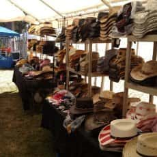 Sunshine Western Hats