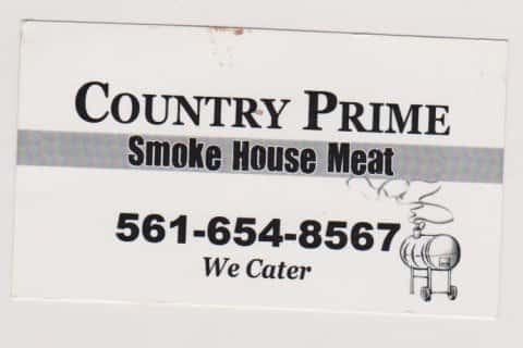 Country Prime Smoke Meats