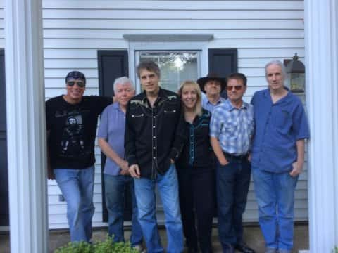 The Johnny Woods Band