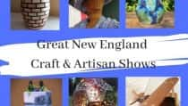 The Great New England Spring Craft & Artisan Shows