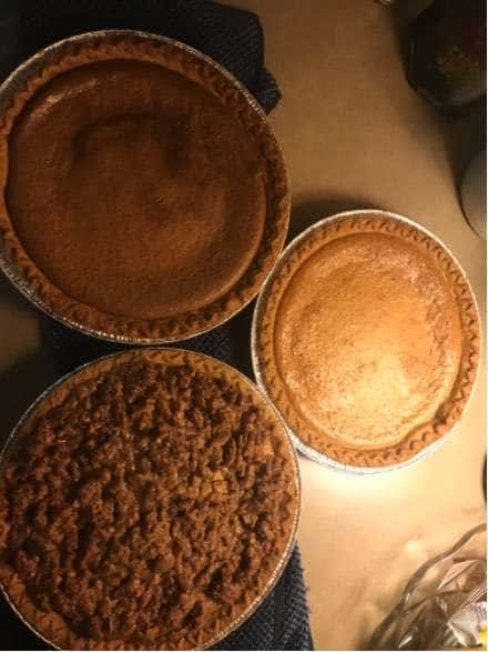 Rhonda's Delicious Bean Pies