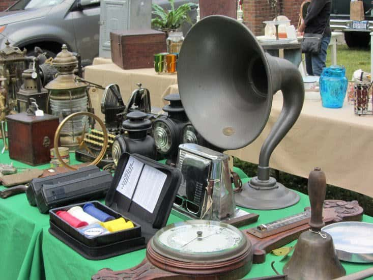 Elkhorn Antique Flea Market - September