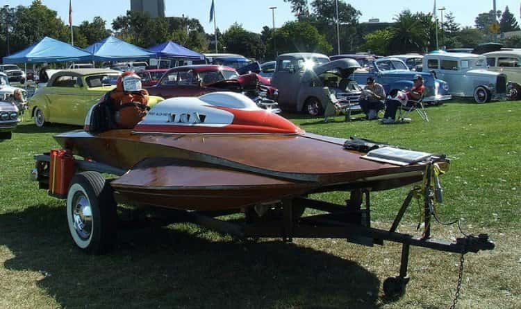 Antique & Small Traditional Boat Show