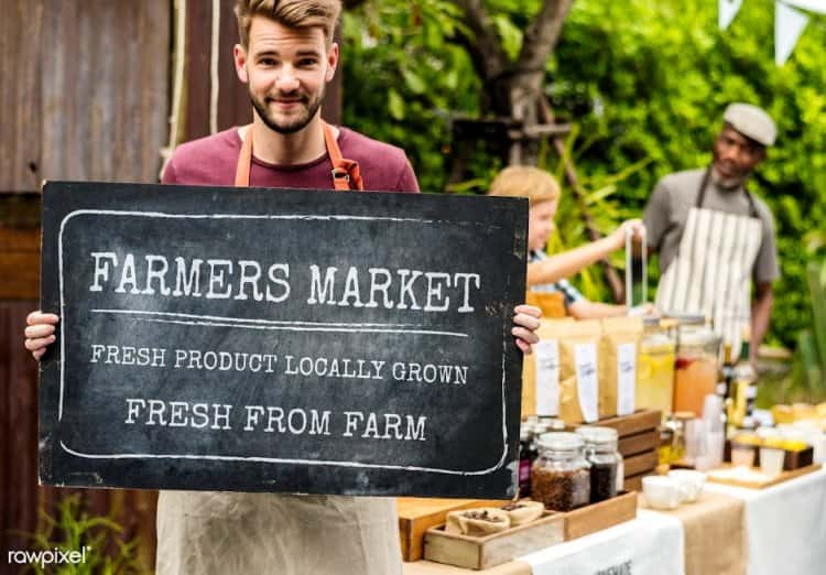 Eastern Ingham Farmer's Market- September