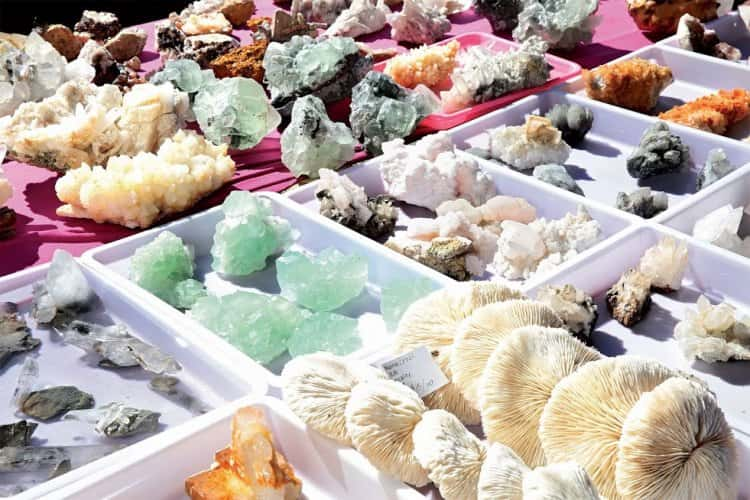 Gem Faire / Santa Barbara