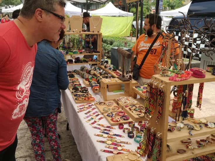 Johnson City Market Days - April