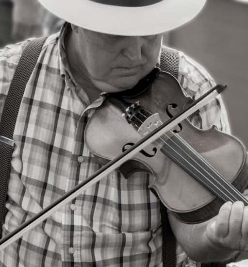 Peabody Hale Fiddle Contest